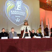 Vietoj LKF taurės – Karaliaus Mindaugo taurė