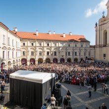 Dalai Lama sveikina Lietuvą su valstybės atkūrimo šimtmečiu