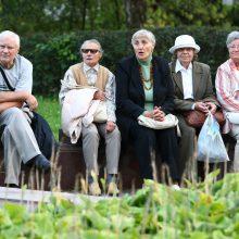 Seimui pristatoma išmoka vienišiems senjorams: nuo kitų metų siektų 32 eurus