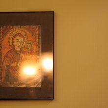 Tikėjimas tapo šeimos pamatu