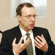 Konfliktas N. Puteikio partijoje: dalis prezidento rinkimuose rems kitą kandidatą