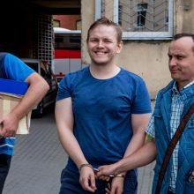 Sulaikytas K. Solovjovas.