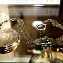 """""""Meridiane"""" atidaryta jūrinių laikrodžių ekspozicija"""