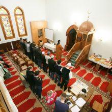 Apvogta Kauno mečetė: tarp dingusių daiktų – ir aukų dėžutė