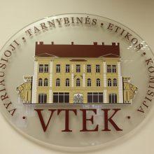 Etikos sargai: švietimo viceministrė pažeidė įstatymą