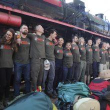 """""""Misijos Sibiras"""" dalyviai: be politinių kalinių ryžto nebūtų ir mūsų"""