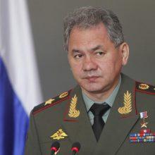 Rusija į Siriją pristatė oro gynybos sistemų S-300