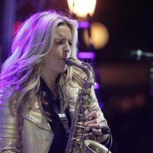 Virtuozė Candy Dulfer įkaitino džiazo gerbėjus
