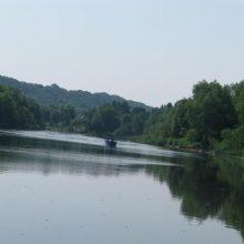 Sezono naujiena: Nevėžio upe pradės plaukioti laiveliai