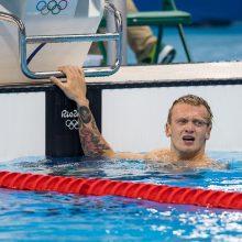 Lietuvos plaukimo čempionatas – be šalies plaukimo žvaigždžių