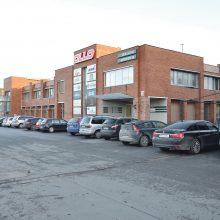 Stabilumas: baldų parduotuvė šiame pastate veikia jau kelis dešimtmečius, ji veiks ir po rekonstrukcijos.