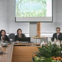 Japoniško sodo idėja Vilniuje: darbai prasidės dar šiemet