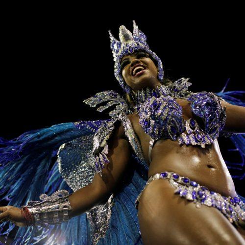Spalvingasis Rio de Žaneiro karnavalas  © Scanpix nuotr.