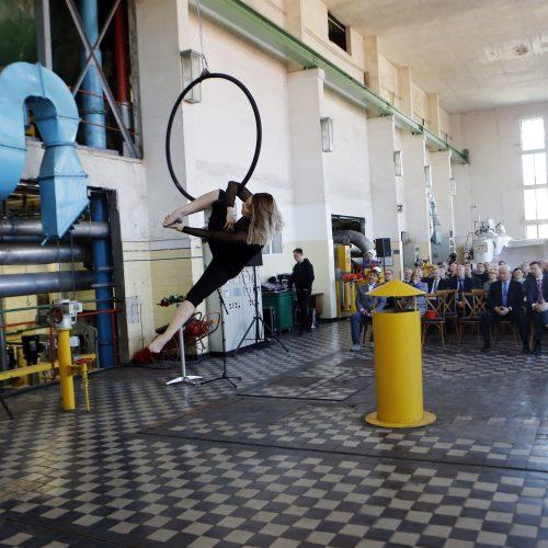 Energetikų dienai skirtas renginys  © Vytauto Petriko nuotr.