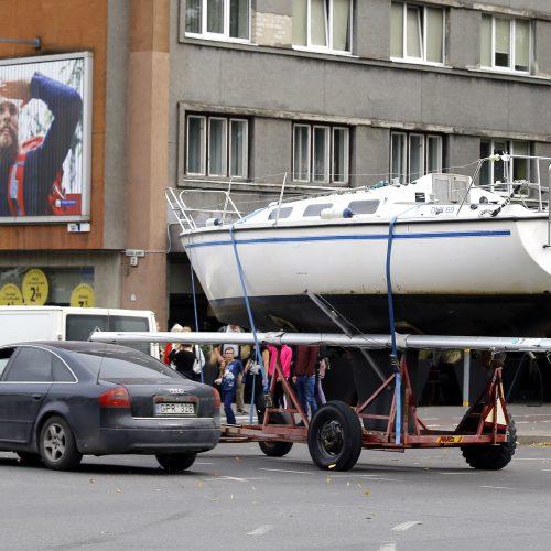 Rugsėjo 14-oji – Klaipėdos diena  © Vytauto Petriko nuotr.