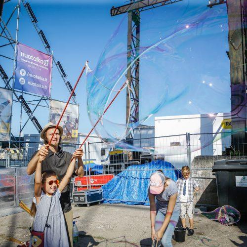 Burbuliatoriaus šventė Klaipėdoje