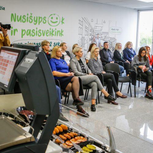 Klaipėdos regionui – IKI mokymų centras