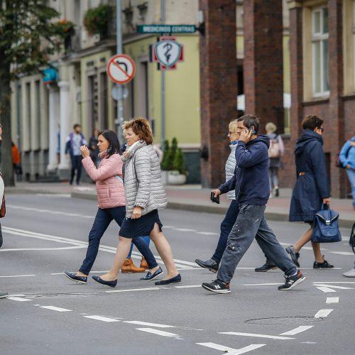 Rugsėjo 17-oji – Klaipėdos diena  © Vytauto Petriko nuotr.