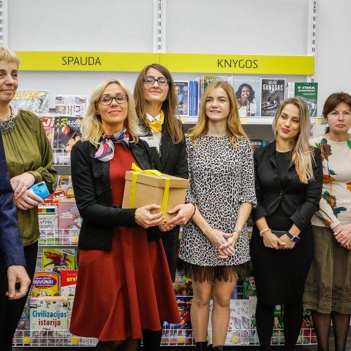 """""""Lietuvos paštas"""" persikėlė į naujas patalpas  © Vytauto Petriko nuotr."""