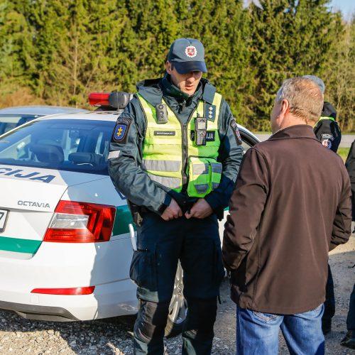 Policijos reidas 2019.04.19