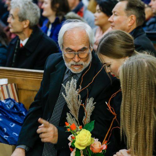 XX Lietuvos aukštųjų mokyklų studentų chorų festivalio baigiamasis koncertas  © Vytauto Petriko nuotr.