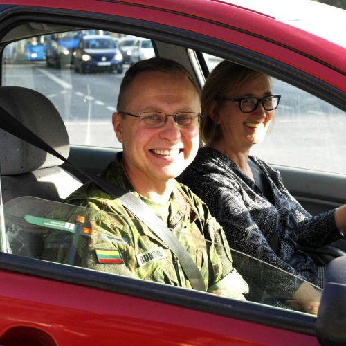 Rugsėjo 21-oji Klaipėdos diena  © Vytauto Liaudanskio nuotr.