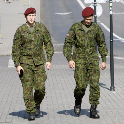 Rugsėjo 10-oji Klaipėdos diena  © Vytauto Liaudanskio nuotr.