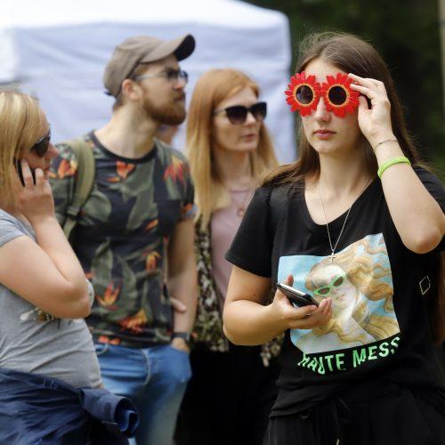 """Festivalis """"Akacijų alėja 2019""""  © Laimučio Brundzos nuotr."""