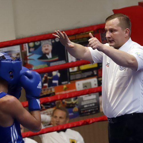 Viliaus Buikos tarptautinis bokso turnyras  © Laimučio Brundzos nuotr.