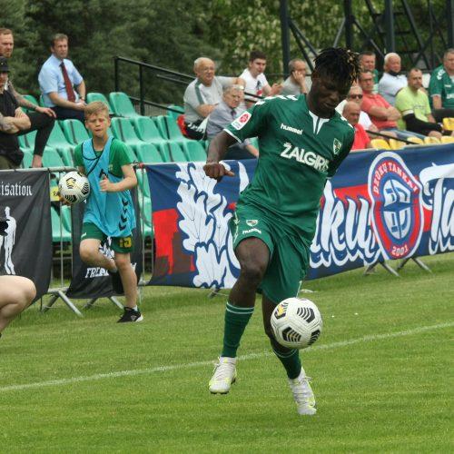 Kauno Žalgiris - Dainava 1-0  © Laimučio Brundzos nuotr.