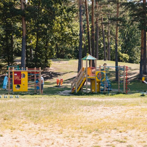 Kauno marių gelbėtojai  © Eitvydo Kinaičio nuotr.