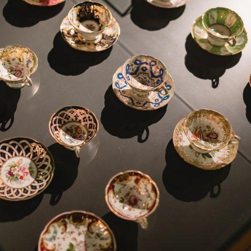 Ekskursija M. Žilinsko dailės galerijoje  © Eitvydo Kinaičio nuotr.
