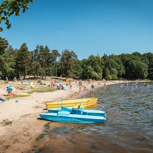 Šeštadienis prie Kauno marių  © Eitvydo Kinaičio nuotr.