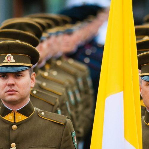 Popiežiaus lėktuvas nusileido Vilniuje  © Prezidento kanceliarijos, I Gelūno / BFL nuotr.