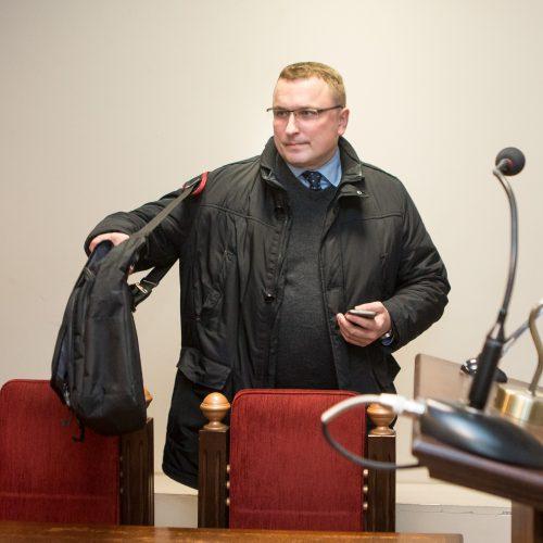 Teisme – buvusio prokuroro byla  © G. Skaraitienės / Fotobanko nuotr.