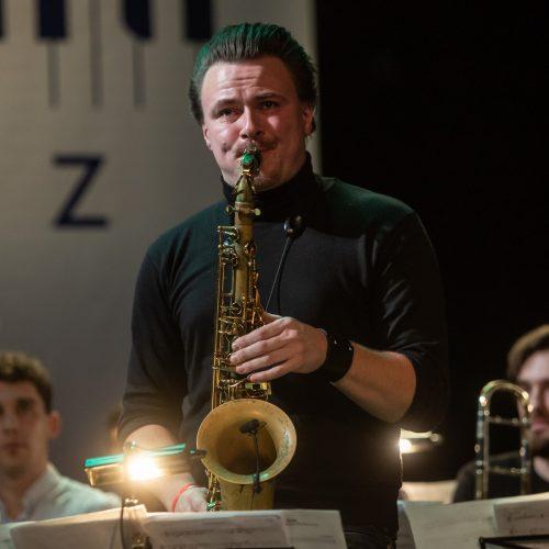 """Prasidėjo """"Vilnius Mama Jazz""""  © G. Skaraitienės / Fotobanko nuotr."""