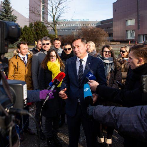 A. Zuokas dalyvaus Vilniaus mero rinkimuose  © Gretos Skaraitienės / Fotobanko nuotr.