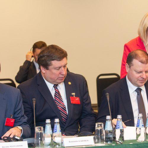 Vilniuje susitinka trijų Baltijos šalių premjerai  © Pauliaus Peleckio / Fotobanko nuotr.