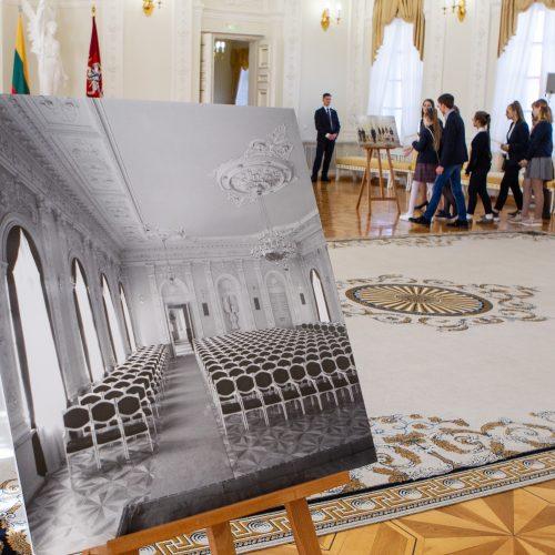 Atvirų durų diena Prezidentūroje  © P. Peleckio / Fotobanko nuotr.
