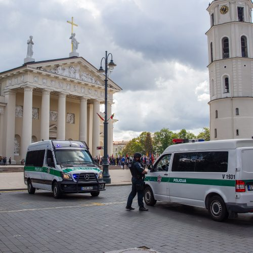 Iškilmingos šv. Mišios Vilniaus arkikatedroje  © I. Gelūno / Fotobanko nuotr.
