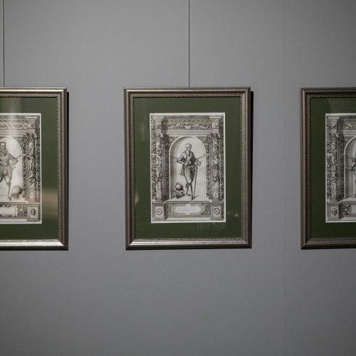 Valdovų rūmuose –  Radviloms skirta paroda  © P. Peleckio / Fotobanko nuotr.