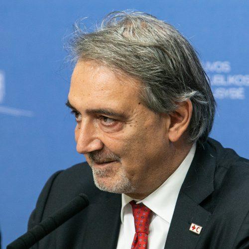 Raudonasis Kryžius sutarė bendradarbiauti su Vyriausybe   © P. Peleckio / Fotobanko nuotr.