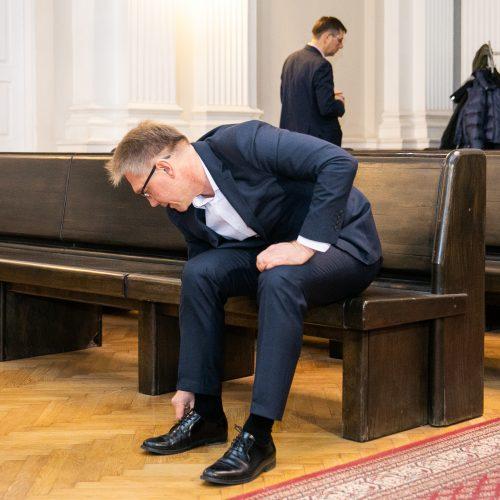 """MG Baltic"" bylos posėdis  © I. Gelūno / Fotobanko nuotr."