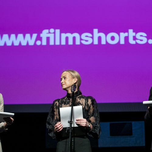Vilniaus tarptautinio trumpųjų filmų festivalio uždarymas