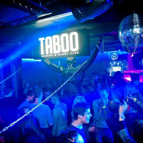 Kauno naktiniame klube – karšta naktis  © tomasfoto.lt nuotr.