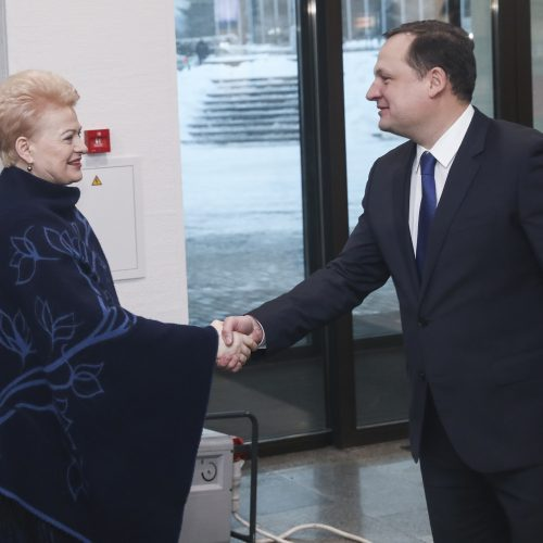 Lietuvos prokuratūra mini šimtmečio jubiliejų  © Mariaus Morkevičiaus / ELTOS nuotr.