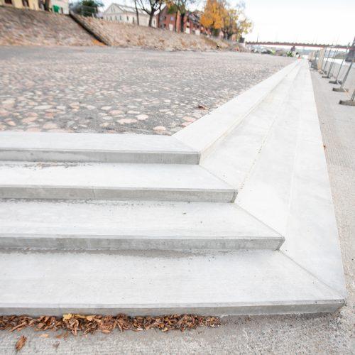 Pokyčiai Santakos parke  © Justinos Lasauskaitės nuotr.