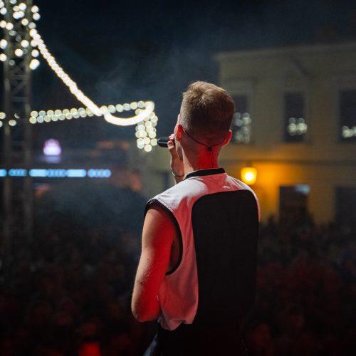 Klaipėdoje karaliauja Jūros šventė  © Justino Steponėno nuotr.