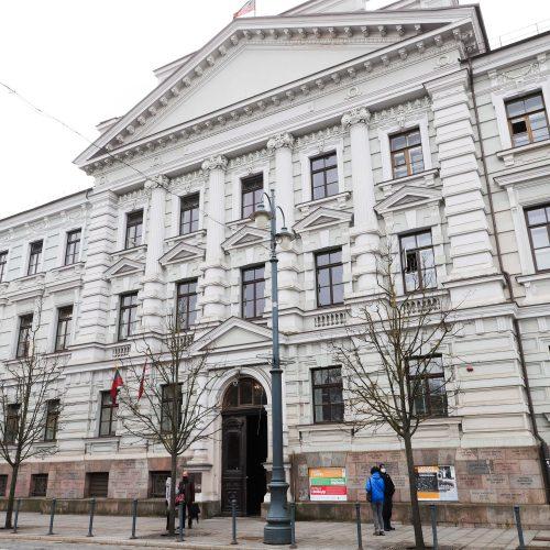 Istorinėje Sausio 13-osios byloje – teismo nuosprendis  © M. Morkevičiaus, D. Labučio / ELTOS nuotr.