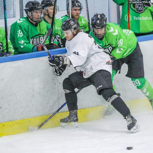 """LLRČ 1/2 finalo: """"Kaunas Hockey"""" – """"Baltų ainiai"""" 8:4  © Evaldo Šemioto nuotr."""